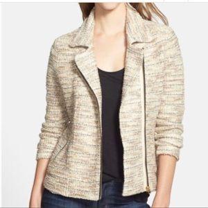 Lucky Brand Zip Up Jacket